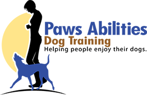 Paws Abilities Dog Training logo
